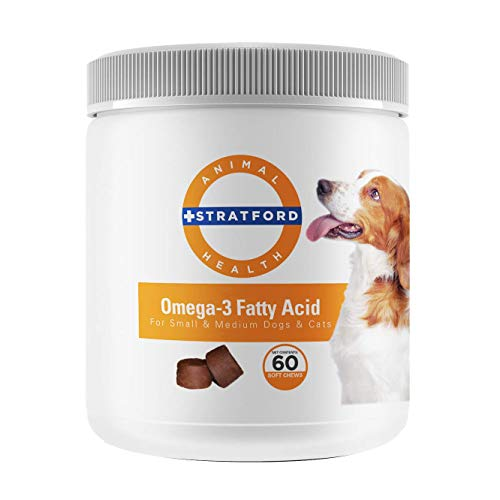 Top 10 best selling list for omega fatty acids supplements for dogs