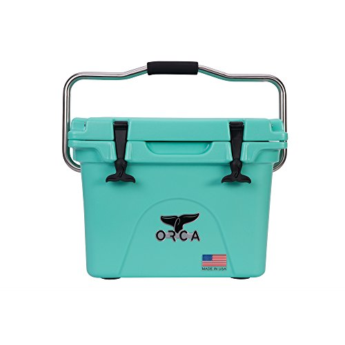 ORCA 20 Outdoor Cooler with Roto-molded Construction