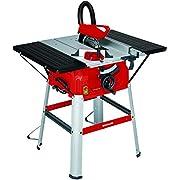 Einhell TC-TS 2025 U 1800 W (250 x 30 x 2.4) mm Table Saw with 5000 rpm Underframe