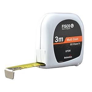 41ceesMiJTL. SS300  - Fisco UP3M Flexómetro Clase II sin freno (3 m x 16 mm)