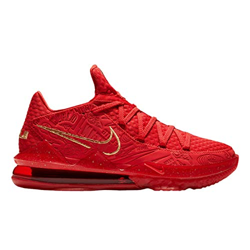 Nike Men's Shoes Titan X Lebron 17 Low Agimat CD5008-600...