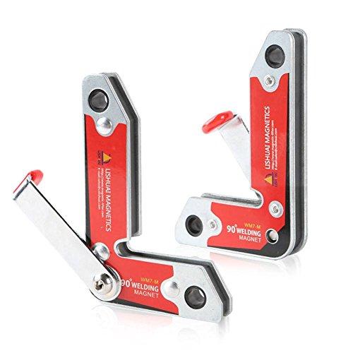 Dual Switch 90° Magnet Schweißen Fixture starke magnetische for Schweißgerät