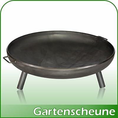 Feuerschale Feuerstelle Terrassenfeuer Gartenfeuer Fire Bowl 56,5cm Grillzubehör