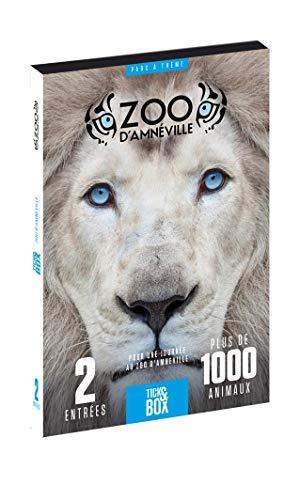 Tick&Box - Coffret Cadeau Zoo d'Amnéville