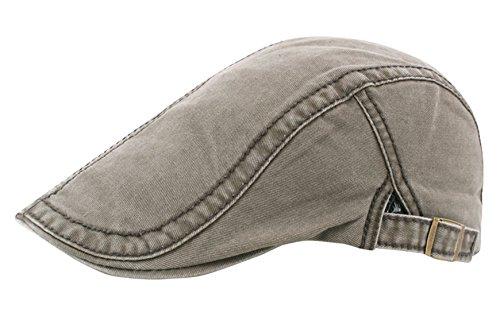 AIEOE Sombrero de Boinas Beret Gorro con Visera Protección del Sol Transpirable...