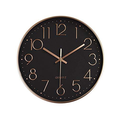 relojes de pared modernos para sala de la marca Preciser