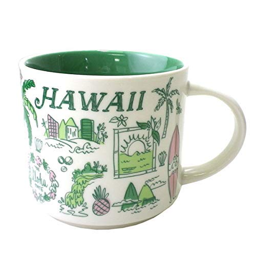 Starbucks Been There Series Hawaii Mug