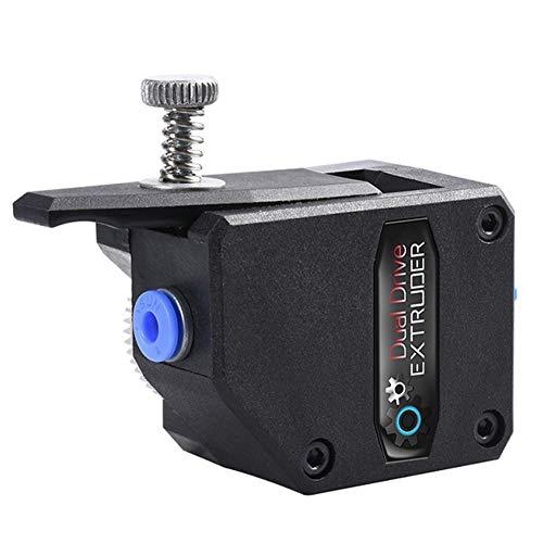 Iycorish Nueva Extrusora Controlador Dual de Impresora 3D MK8 para Extrusora BMG Filamento de 1,75 Mm