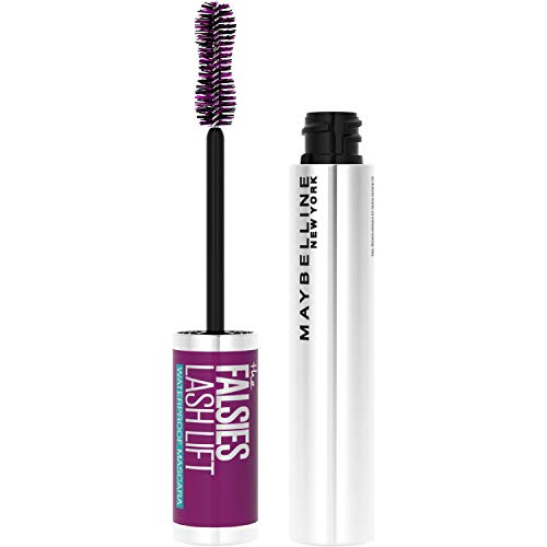 Maybelline New York - Mascara effet faux-cils - Falsies Lash Lift Waterproof - Teinte : noir