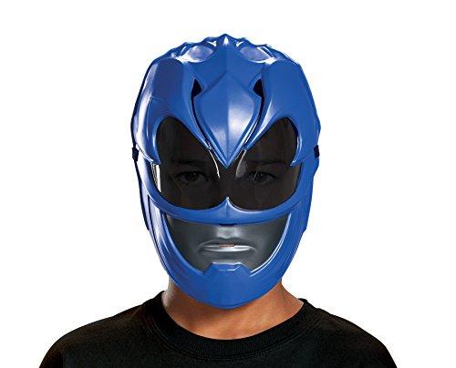 blue power ranger mask - 2