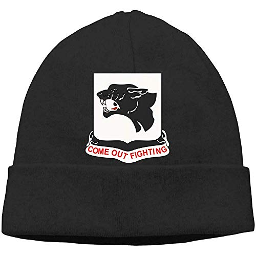 LinUpdate-Store HAT Pantserbataillon Black Panthers Beanies muts Skull Cap Adults Hat