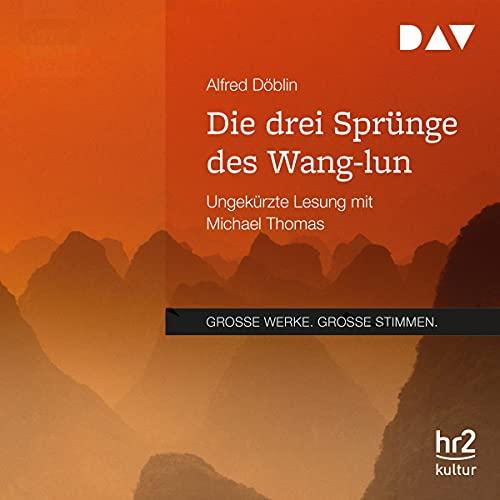 Die drei Sprünge des Wang-lun Titelbild