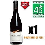 X1 David Duband 2014 AOC Gevrey-Chambertin Vin Rouge Bourgogne