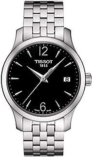 ساعة تيسوت T063.210.11.057 للنساء – رسمية، أنالوج