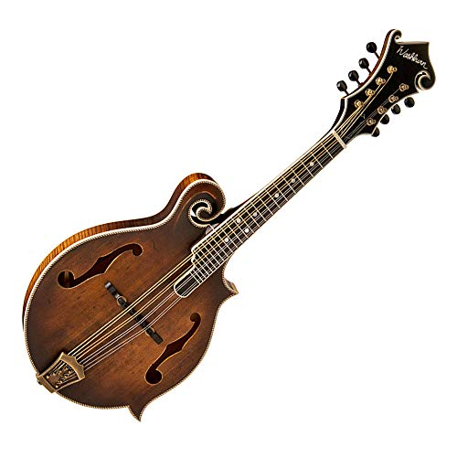 Washburn, 8-String Mandolin, Vintage...