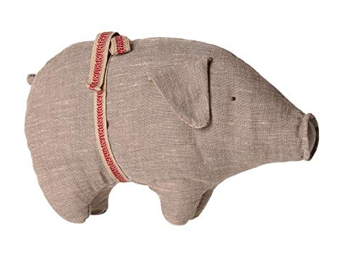Maileg Pig, Small - Grey