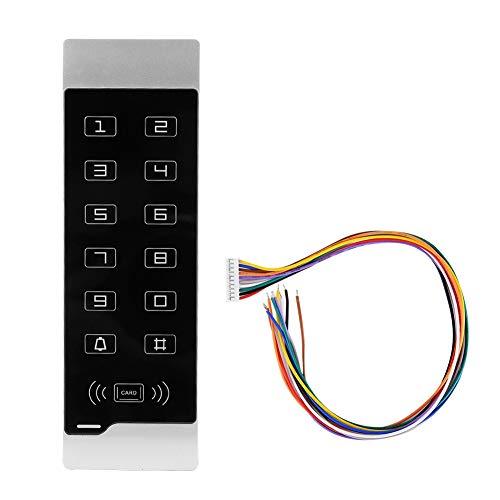 Control de Acceso de Seguridad, Control de Acceso con contraseña de 3 vías, apartamento Duradero de ABS para Oficina en casa en Interiores