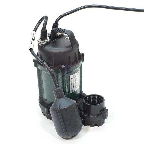 Zoeller Model 49-0005 Water Riddr III Automatic Sump Pump - 1/4 HP, 10 Foot Cord