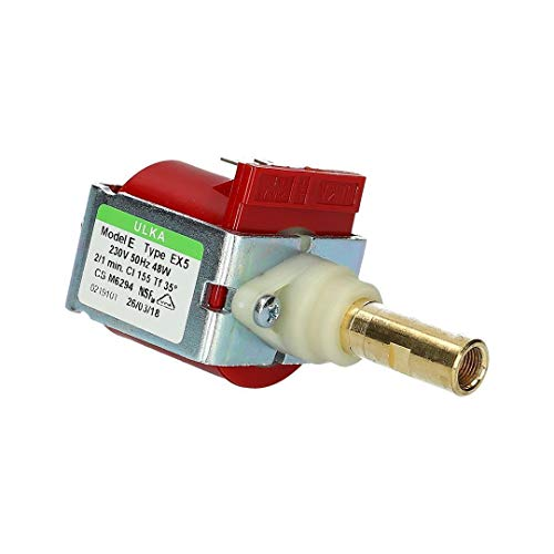 Pompa per acqua Ulka EX5 210-230V per macchina da caffè Saeco 996530007753 12000140
