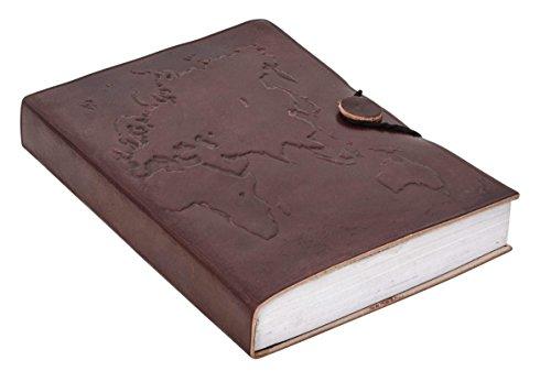 Libreta de Cuero Gusti Leder'Christopher' Agenda Libro de...