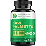Best At Maintaining Testosterone: Nature's Goodwill Saw Palmetto Prostate Health Supplements For Men Review