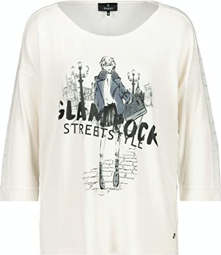 Esprit 111EE1K344 Camiseta, 001/negro, XL para Mujer