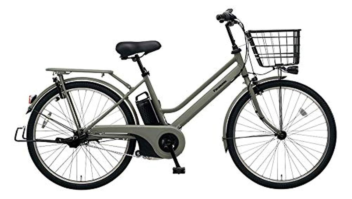 案件日常的に第四Panasonic(パナソニック) 2019年モデル ティモ?S 26インチ BE-ELST634 電動アシスト自転車 専用充電器付