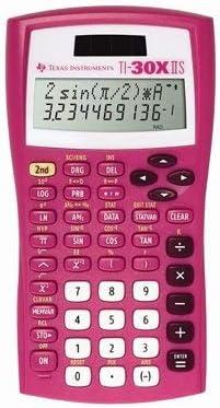 Texas Instruments 2021 In a popularity TI-30X IIS Calculator Scientific Pink