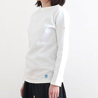 (オーチバル) ORCIVAL オーシバル レディース コットンロード ボートネック フレンチ バスクシャツ 無地 B211