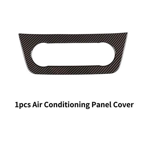 DHFBS Koolstofvezel Auto CD Airconditioning Controle Vliegtuig Stickers Interieur Accessoires, Voor Mercedes Benz GLE Coupe C292 GLS ML X166