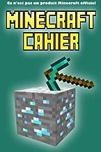 Minecraft Cahier: Ce n'est pas un produit Minecraft officiel (French Edition)