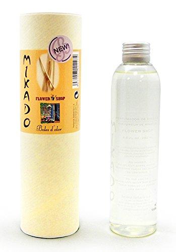 Boles D'Olor, Mikado Flower Shop - Recambio de aceite aromático para varillas, aroma