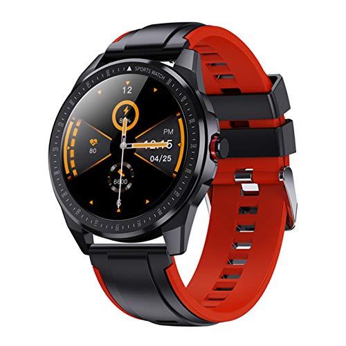 Nuevo GPS Smart Watch SN88 Reloj Deportivo Bluetooth para Hombres IP68 Rastro cardíaco Fitness Tracker DIY UI 60 días de Espera Android iOS,D