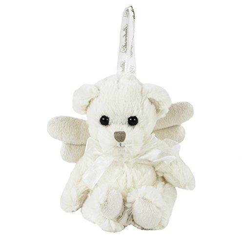 Teddys Rothenburg Bukowski Engel-Teddy Dillon, 18 cm, Plüschteddy, Kuschelteddy, Stoffteddy, Spielzeug Kinder Baby
