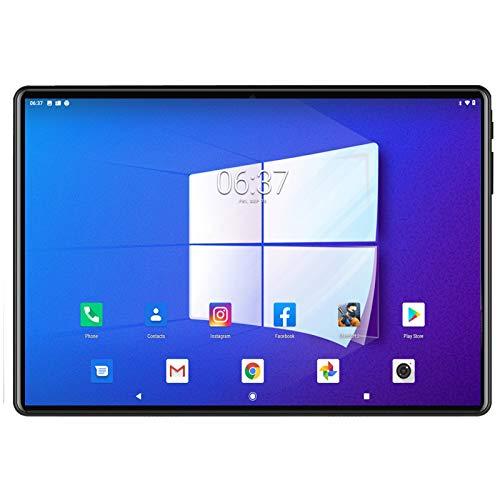 2021 Tablet Tablet Tablet Tableta Dual Dual SIM 4G LTE 4GB RAM 64GB ROM Android 9.0 Octa Core 5MP Bluetooth WiFi GPS + Regalo