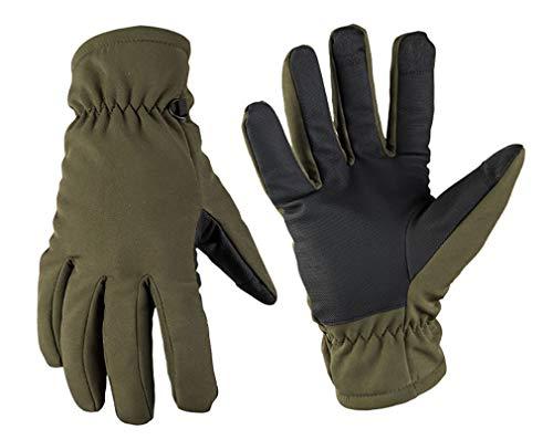 Mil-Tec Softshell Handschuhe Thinsulate™ Oliv Gr.M