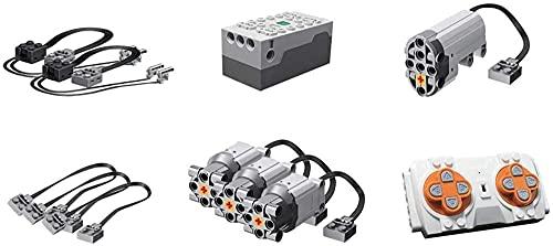 Conjunto de funciones de potencia de tecnología: 3 l Motor 1 Servo Motor 1 Batería Batería 3 Líneas eléctricas 2 LED Conjunto de iluminación LED 1 2 4g Control remoto Compatible con Tecnología LE