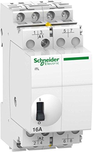 Schneider elec pbt - dit 48 06 - Telerruptor itl 16a 4no 24vac 12v corriente continua
