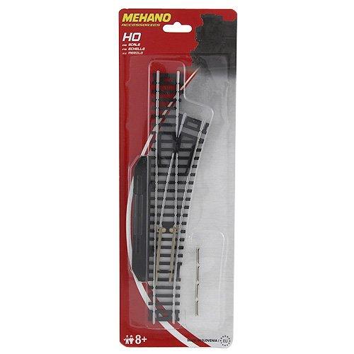 Mehano- Blister Interruptor Manual Derecho, Color Nero, h0 (F283)