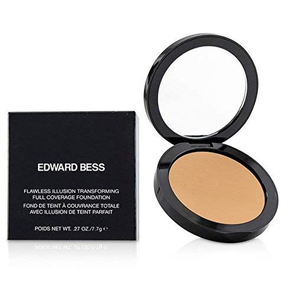 閉塞フィットパッケージエドワードべス Flawless Illusion Transforming Full Coverage Foundation - # Medium 7.7g/0.27oz並行輸入品