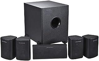 Monoprice 5.1 Channel Satellite Speakers