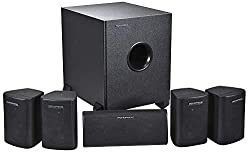 Best Classroom Speakers - Monoprice 5.1 Channel Home Theater Satellite Speakers and Subwoofer Review