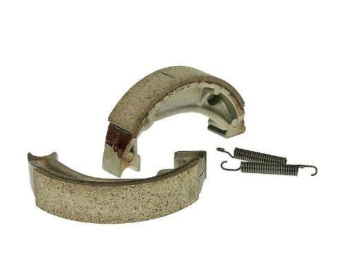 Bremsbackensatz für Trommelbremse 95x; mm
