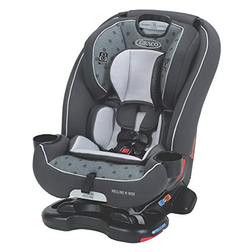 Image of Graco Recline N' Ride 3-in-1 Car Seat featuring On the Go Recline, Clifton
