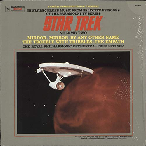 Star Trek - Volume Two (Music Adapted From Selected Episodes Of The...