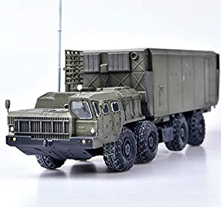 1/72 完成品 ソ連 RUSSIAN S300 MISSILE SYSTEM 54K6E BAIKAL AIR DEFENCE COMMAND POST 陸軍戦車