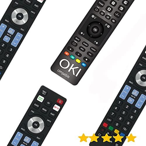 Mando a distancia Especifico para Television Tv OKI - Reemplazo