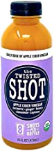 The Twisted Shot | Organic Apple Cider Vinegar Shots with Turmeric, Ginger, Cinnamon, Honey & Cayenne | 16oz Bottle