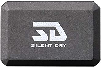 SD SILENT DRY Invisible Gun Safe Dehumidifier, Wireless, Reusable, Portable Dryer, mini mold remover for Gun / Camera / Instrument Safe, 4 pieces in one package