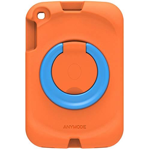 Samsung Funda para niños Tab A 10.1, Soporte Integrado, Espuma EVA a Prueba de sacudidas, Libre de peligros para niños, fácil Acceso, Naranja